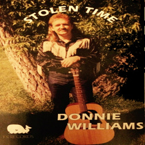 Stolen Time by Donnie J. Williams