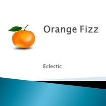 Orange Fizz by Eclectic