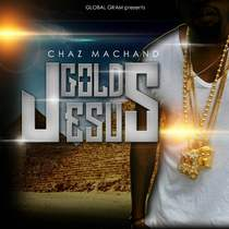 Gold Jesus by Chaz Machand