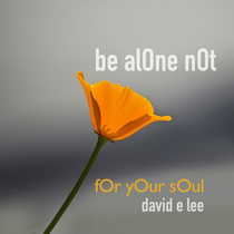 Be Alone Not (For Your Soul) by David E. Lee