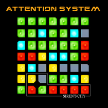 Siren's City by Attention System