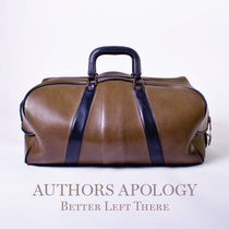 Better Left There by Authors Apology