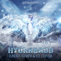 Tundra Nymph & Ice Chasm by HYDRABADD