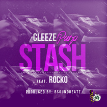 Stash (feat. Rocko) by Cleeze Purp