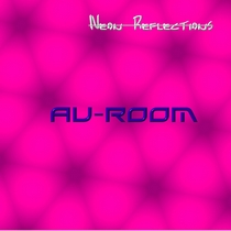 Neon Reflections by Au-Room