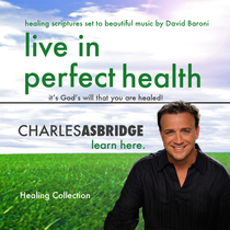 Live in Perfect Health by Charles Asbridge