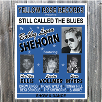 Still Called The Blues by Bobby Lynn Shehorn
