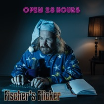 Open 28 Hours by Fischer's Flicker