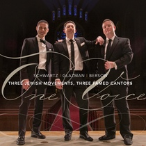 Three Cantors (One Voice) by Mo Glazman, Chaim Dovid Berson & Azi Schwartz
