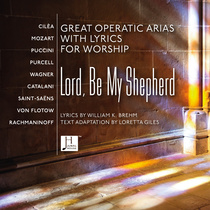 Lord, Be My Shepherd (Medium-Low) by Brehm Center
