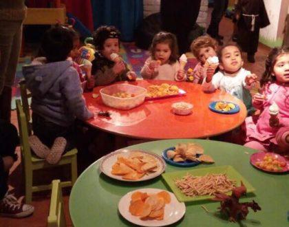 Día del Niño en la Sala Cuna