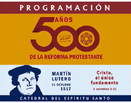Programa General Reforma Protestante 2017