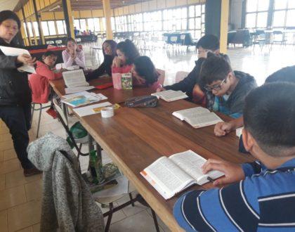 Escuela de Verano 2018 para niños en Tierra de Fe