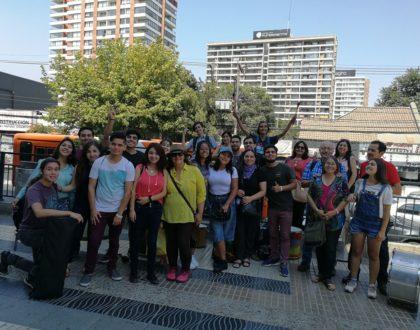 Evangelización en Mall Plaza Egaña