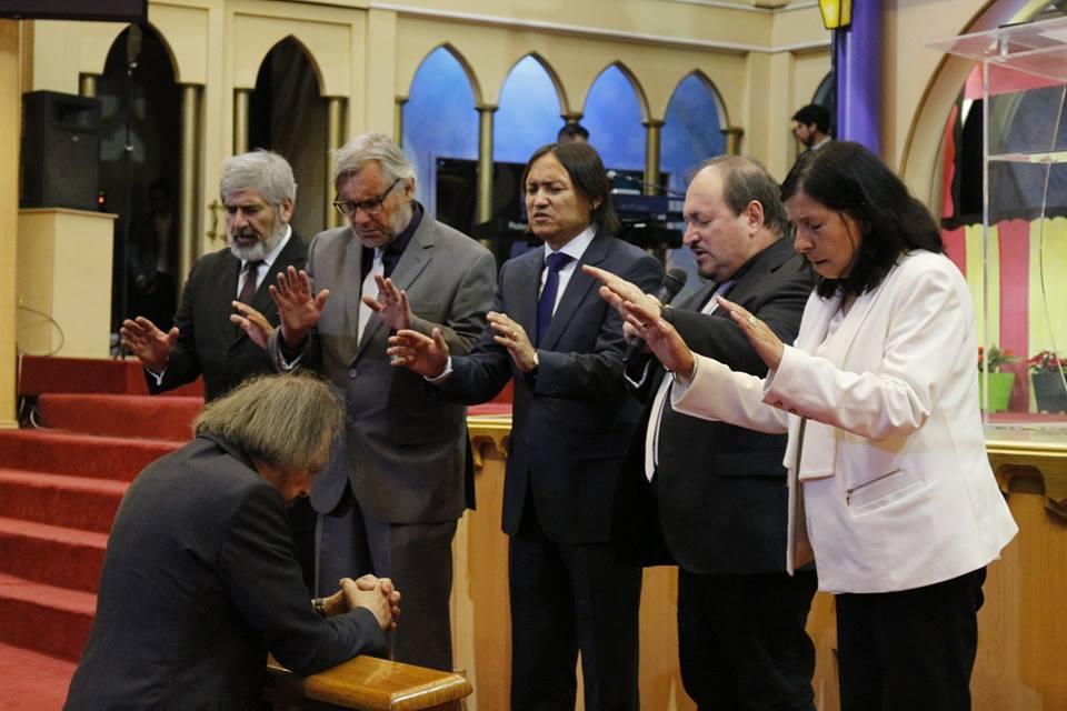 Día del Pastor 2018 y Cumpleaños de nuestro Obispo Christian Casanova