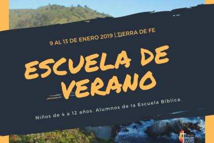 Escuela de Verano 2019
