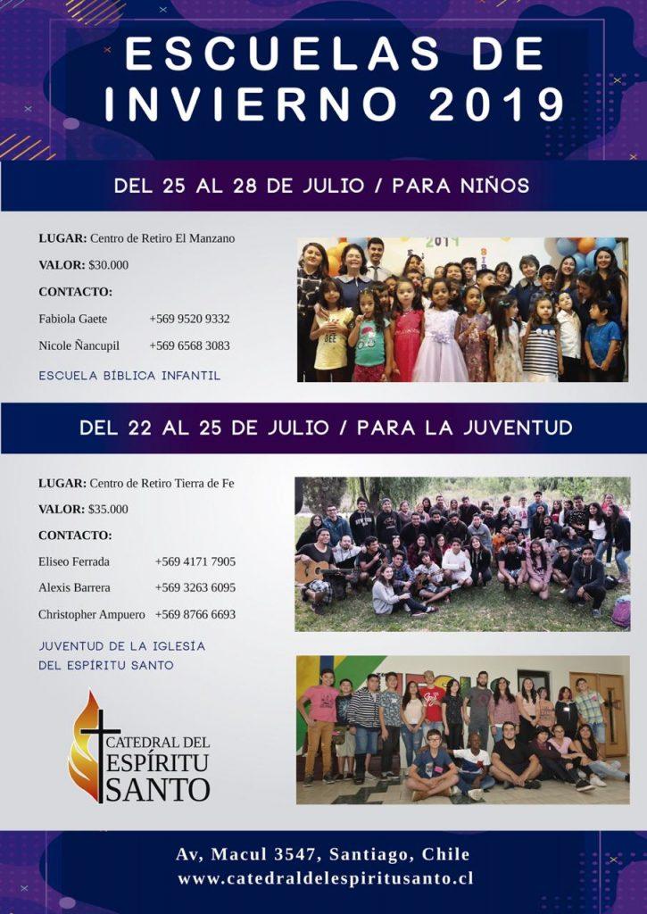 Escuela de Invierno 2019