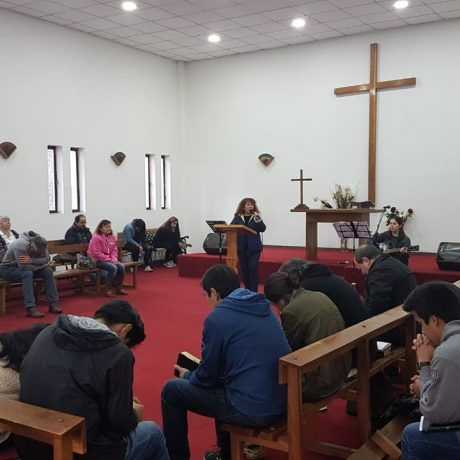 Encuentro de Ayuno y Oración (Áreas 7 a la 11)