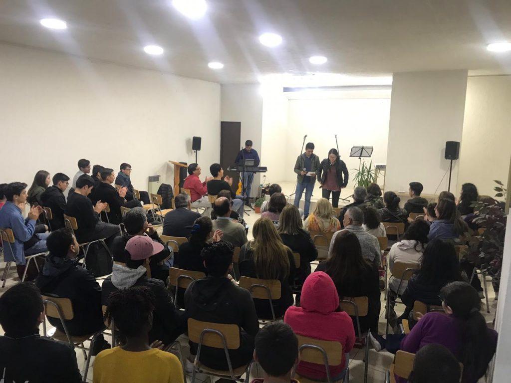 Reunión evangelística