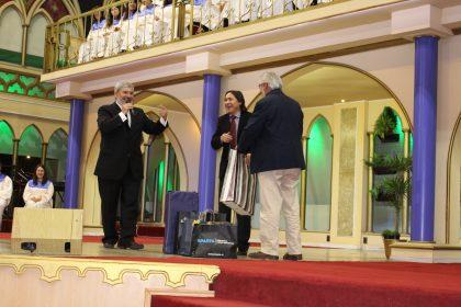 Culto de Gloria y Cumpleaños Pr. Eduardo Barrera