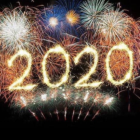 Bienvenida al año 2020