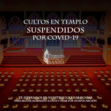 Anuncio Importante COVID-19