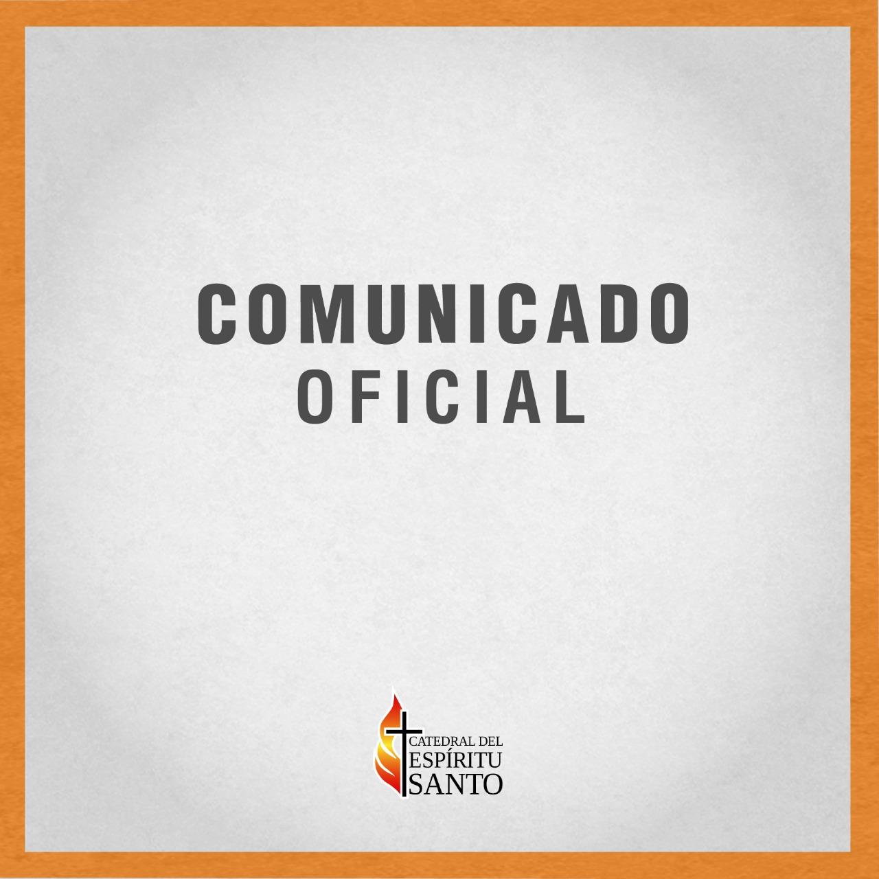 Comunicado Oficial COVID-19 - 16 de Abril de 2020