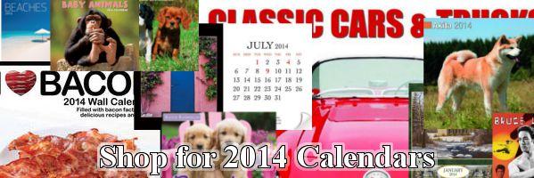 2014 Calendar & Calendars
