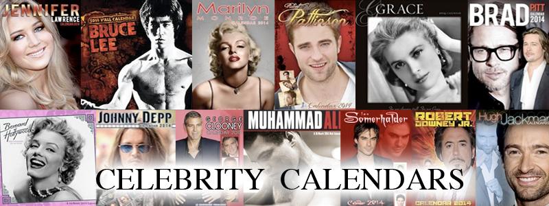 Celebrity Calendar