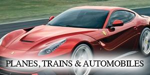 Planes-Trains-Automobile Calendars