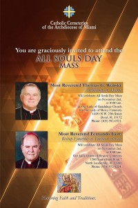 All Souls Day Mass web