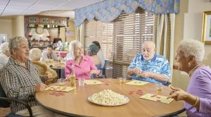 St. Joseph Assisted Living Facility Bingo Game Night