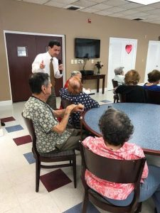Alzheimer's Presentation at Archbishop Carroll Manor