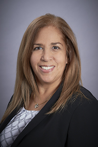 Sandra Cabezas Administrator of Villa Maria West Skilled Nursing Facility at Catholic Health Services