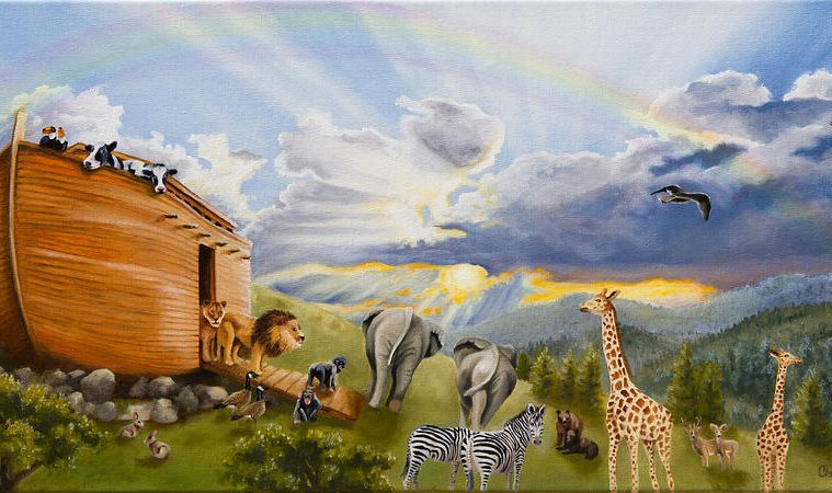 Bible Stories: Noah's Ark - Catholic Teacher Resources