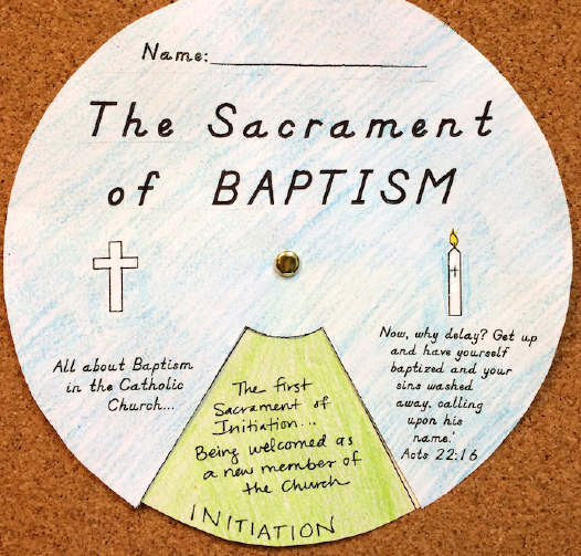 Baptism Archives Catholic Teacher Resources