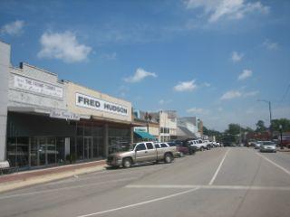 Center TX