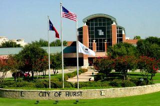 Hurst TX