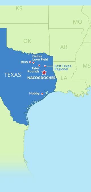Nacogdoches TX