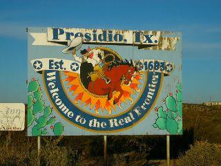 Presidio TX