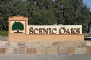 Scenic Oaks TX