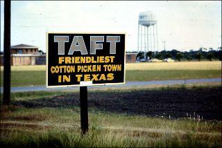 Taft TX