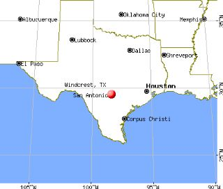 Windcrest TX