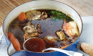 Marrow bones soup