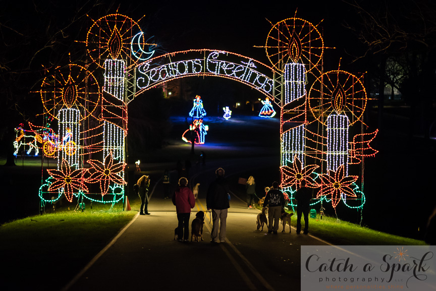 come walk through the magical tanglewood festival of lights in clemmons nc on november 14th rain or moonshine