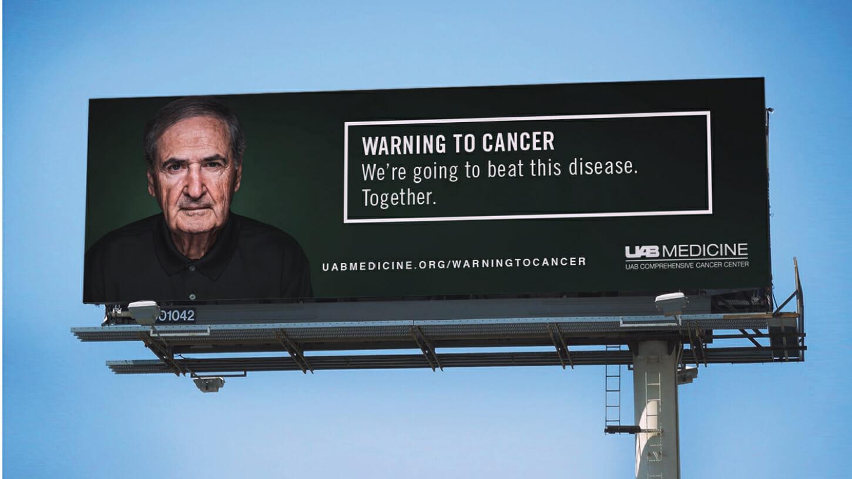 UAB Medicine – Warning to Cancer