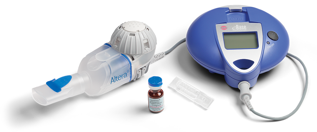 Altera Nebulizer System