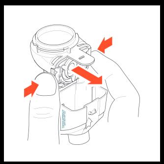 Disassembling Altera Nebulizer Handset figure 6