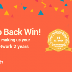 Clickbooth: Your #1 CPA Network for 2018!