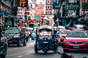 Bangkok Taxis & Tuk Tuks